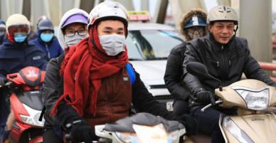 Sáng nay, Hà Nội thấp nhất 9 độ C, giá rét nhất từ đầu đông