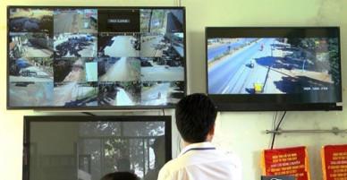 Bình Phước lắp camera giám sát an ninh trật tự
