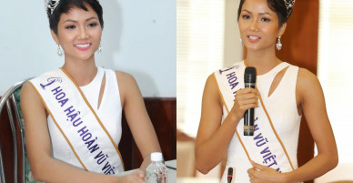 H'hen Nie: 'Tôi thích tóc ngắn và sẽ không để tóc dài, ngay cả khi đi thi Hoa hậu Hoàn vũ thế giới'