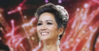 NSND Vương Duy Biên đánh giá cao vẻ đẹp của tân hoa hậu H'Hen Niê