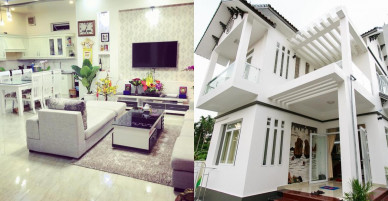 So sánh ngôi nhà của hoa hậu H'Hen Niê với nhà hoa hậu Phạm Hương