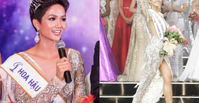 Tân HHHV Việt Nam H'Hen Niê phải vay 4 triệu đồng để đi thi đêm chung kết