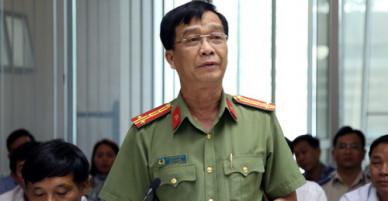 Trung úy CSGT Đồng Nai gây án bằng súng rulo