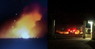 Bộ Quốc phòng thông tin chính thức vụ nổ lớn tại kho đạn ở Gia Lai