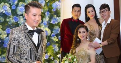 Dàn sao dự đám cưới Lâm Khánh Chi