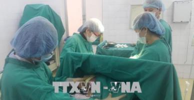Ứng dụng phương pháp da kề da, giảm tỷ lệ trẻ tử vong những ngày giá rét