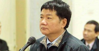 Ông Đinh La Thăng bị đề nghị 14-15 năm tù