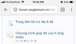 Hướng dẫn đăng bài trên diễn đàn SingleMum