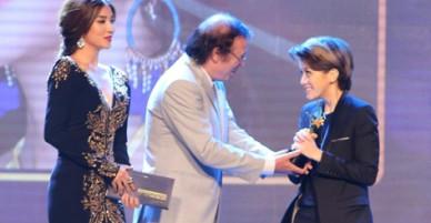 An Nguy chiến thắng giải thưởng điện ảnh cho vai diễn đầu tay