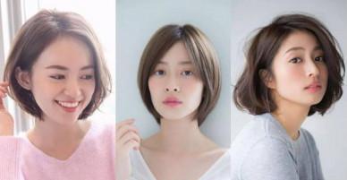 Điểm danh 9 kiểu tóc ngắn dẫn đầu xu hướng, phù hợp cho phụ nữ U40 cắt đón Tết 2018