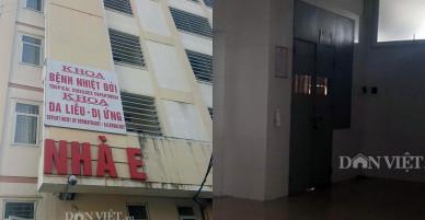 Cận cảnh nơi 2 phạm nhân bỏ trốn khi đang điều trị ở BV Quảng Ninh