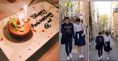 Kỷ niệm 730 ngày yêu nhau, đây là món quà đặc biệt Trấn Thành dành tặng Hari Won!