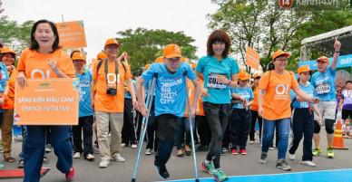 Đường đua 5km và câu chuyện vượt lên chính mình của những người khuyết tật ở Sài Gòn