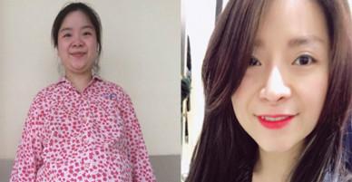 2 năm đổi đời của cô gái từng mất việc, mất chồng vì nặng gần 100 kg