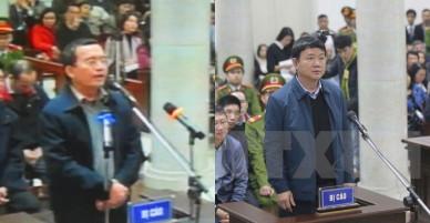 Vụ ông Đinh La Thăng: LS đề nghị trả hồ sơ, bị cáo không đồng ý