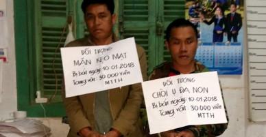 Người nước ngoài mang 30.000 viên ma túy tổng hợp bị bắt ở Quảng Bình - VnExpress