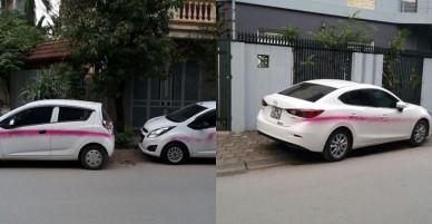 Hà Nội: Hàng loạt ô tô bị kẻ xấu phun sơn trong đêm