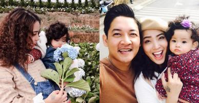 Hải Băng xác nhận mang thai lần 2 với Thành Đạt