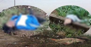 Ảnh: Hiện trường xe điên tông chết 2 nữ sinh rồi bỏ chạy, gây tai nạn liên hoàn ở Hải Phòng