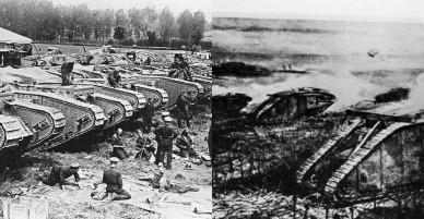 Trận đánh làm nên học thuyết 'chiến tranh chớp nhoáng' của Đức năm 1917