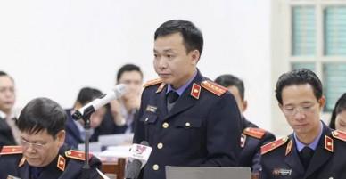 Luật sư của ông Đinh La Thăng: VKS áp dụng lẫn lộn luật