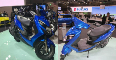 2018 Suzuki Swish phân khối 150cc sắp tung ra Nam Á?