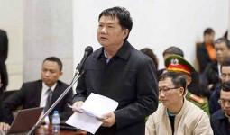 """Bị cáo Đinh La Thăng tranh luận về vấn đề """"lợi ích nhóm"""""""