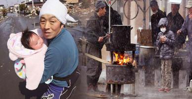 Lẽ sống cả đời của người Nhật: Thiên tai không thể tránh, hãy đoàn kết và hi sinh cho nhau