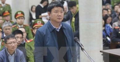 Ông Đinh La Thăng và thuộc cấp xin tại ngoại