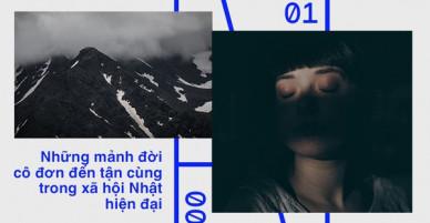 Một thế hệ cô đơn tại Nhật Bản: Nhiều người trẻ tìm đến tự tử tập thể, người già buồn tủi từ giã cuộc đời mà chẳng ai hay