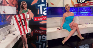Ria Antoniou – Siêu mẫu Hy Lạp từng bị Ronaldo ve vãn