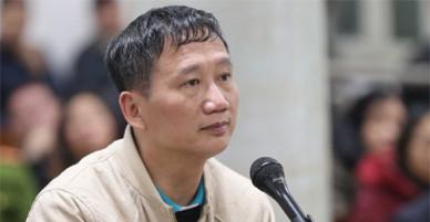 Luật sư đề nghị đổi tội danh của bị cáo Trịnh Xuân Thanh