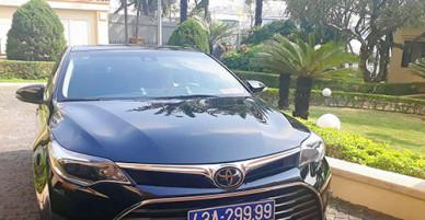 Một cán bộ Đà Nẵng bị khiển trách vì xe doanh nghiệp tặng