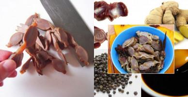 [Chế biến] – MÓN ĂN NGÀY TẾT: Tự làm mề gà om xì dầu giòn sần sật