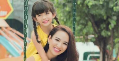 Hoa hậu Ngọc Diễm: Con gái giục tôi lấy chồng để có em bầu bạn