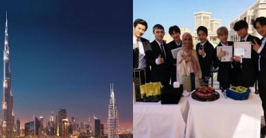 Đẳng cấp không tưởng của EXO: Tổ chức fanmeeting ở tòa nhà cao nhất thế giới, được mời đến Dubai dự sự kiện tầm cỡ