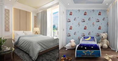 Hé lộ căn hộ sang chảnh trị giá 10 tỷ Phi Thanh Vân dành tặng con
