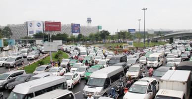 14 dự án giải cứu sân bay Tân Sơn Nhất hiện ra sao?