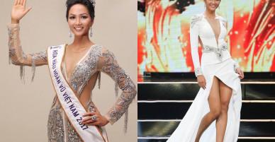 Không ra mặt, nhưng đây là người âm thầm giúp đỡ H'Hen Niê suốt thời gian thi Hoa hậu