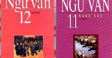Môn Ngữ văn mới: 6 tác phẩm bắt buộc phải học