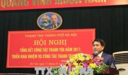 Hà Nội phấn đấu giải quyết dứt điểm khiếu nại, tố cáo tồn đọng trong năm 2018