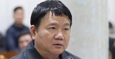 Ông Đinh La Thăng: Bị cáo một lần nữa cúi đầu xin lỗi
