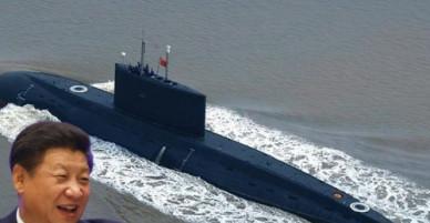 Phát hiện tàu ngầm tấn công hạt nhân của Trung Quốc gần căn cứ Mỹ