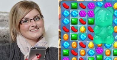 Chơi thử game Candy Crush, bà mẹ nghiện luôn đến quên ăn quên ngủ rồi chuốc lấy hậu quả khốn khổ