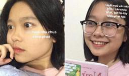 Cúp diễn sâu của năm: Nữ sinh kể chuyện chép phạt bằng ảnh tự sướng