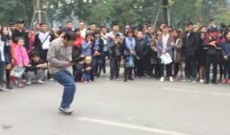 Clip: Khi bạn muốn làm vũ công nhưng bố mẹ lại bắt bạn làm quay phim