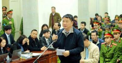 Xét xử Trịnh Xuân Thanh và đồng phạm: Các bị cáo xin được hưởng khoan hồng của Nhà nước