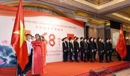 Kỷ niệm 68 năm thiết lập quan hệ ngoại giao Việt Nam - Trung Quốc tại Bắc Kinh