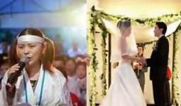 Bị đá quá đau, tôi khoác khăn xô đến trêu tức đám cưới người yêu cũ