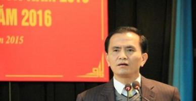 Cách chức Phó Chủ tịch UBND tỉnh Thanh Hóa Ngô Văn Tuấn
